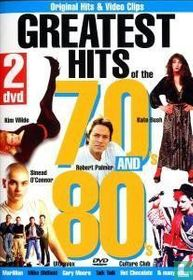 Greatest hits of the 70's and 80's