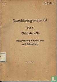 Maschinengewehr 34 Teil 2: MGLafette 34
