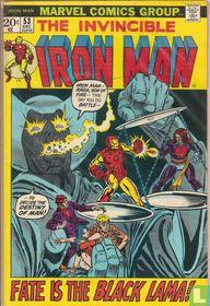 The Invincible Iron Man 53