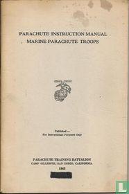 Parachute Instruction Manual Marine Parachute Troops
