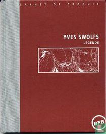 Yves Swolfs - Carnet de croquis