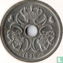 Denemarken 2 kroner 1996