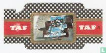 March Ford 701  Rijder Jackie Stewart