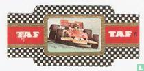 Lotus 72  Ford V8 Cosworth DFV 3 liter  rijder Jochen Rindt