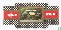 Brabham F1 op de Nürburgring