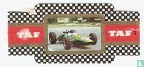 Lotus F1 1½ liter motor  Rijder Jim Clark
