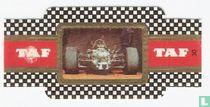 Eagle-Westlake F1 Rijder Dan Gurney