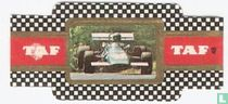 Matra F1 op de Nürburgring