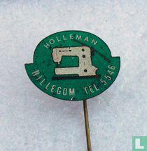 Holleman Hillegom tel. 5546
