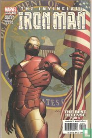 The Invincible Iron Man 78