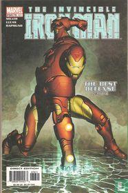 The Invincible Iron Man 76