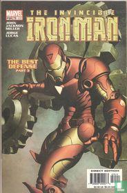 The Invincible Iron Man 75