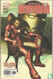 The Invincible Iron Man 77