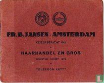 FR. B. Jansen