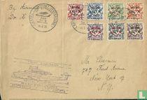 Extra airmail shipments per Do X