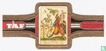 Duitse kaartspel ± 1800