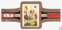 Hoffelijk kaartspel ± 1820