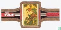 Nürnberger kaart uit houtsnede 1535