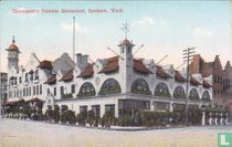 Davenport's Famous Restaurant, Spokane, Wash