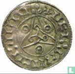 Denemarken 1 penning ca 1047 - 1076 (Roskilde)