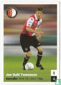 Feyenoord: Jon Dahl Tomasson