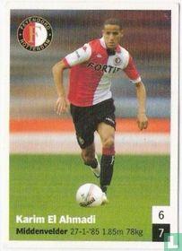 Feyenoord: Karim El Ahmadi