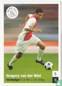 Ajax: Gregory van der Wiel