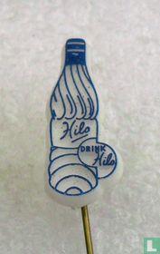 Hilo Drink Hilo [donkerblauw op wit]