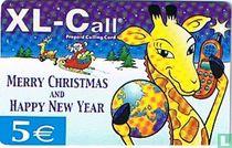 XL-Call  Merry christmas