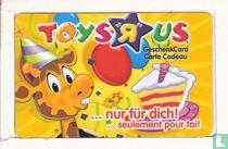 "Toys ""R"" Us cadeaukaarten catalogus"