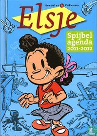Elsje spijbel agenda 2011-2012