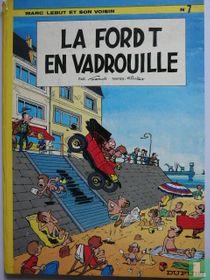 La Ford T en vadrouille