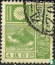 Bergen Fuji en Sika Deer