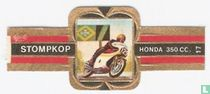 Honda 350 cc.