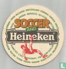 Beer Imported / Soccer and Heineken
