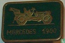 Mercedes 1900 [groen]
