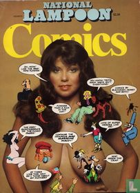 National Lampoon Comics