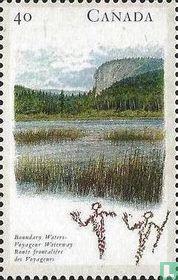 Boundary Waters - Voyageur Waterway