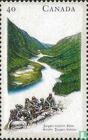 Jacques Cartier rivier