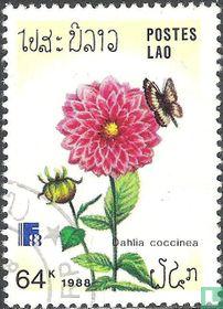Finlandia ' 88 - Fleurs et papillons
