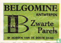 Belgomine Zwarte Parels