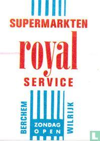 Supermarkten Royal