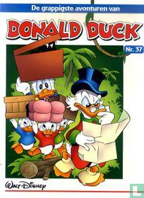 De grappigste avonturen van Donald Duck 37