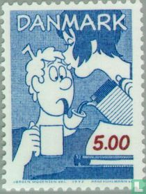 Deense Comics tekens