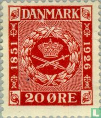 Stamp Jubilee 1851-1926