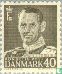 King Frederick IX