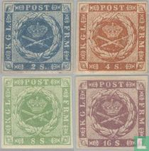 1854 Hoorn met punten (DK 3)