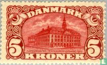 Copenhagen-Main Post Office