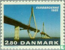 Opening of the Farø bridge