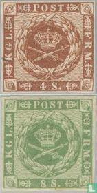 1858 Hoorn met lijnen (DK 4)